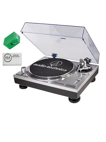 Amazon.com: Audio Technica at-lp120-usb direct-drive ...