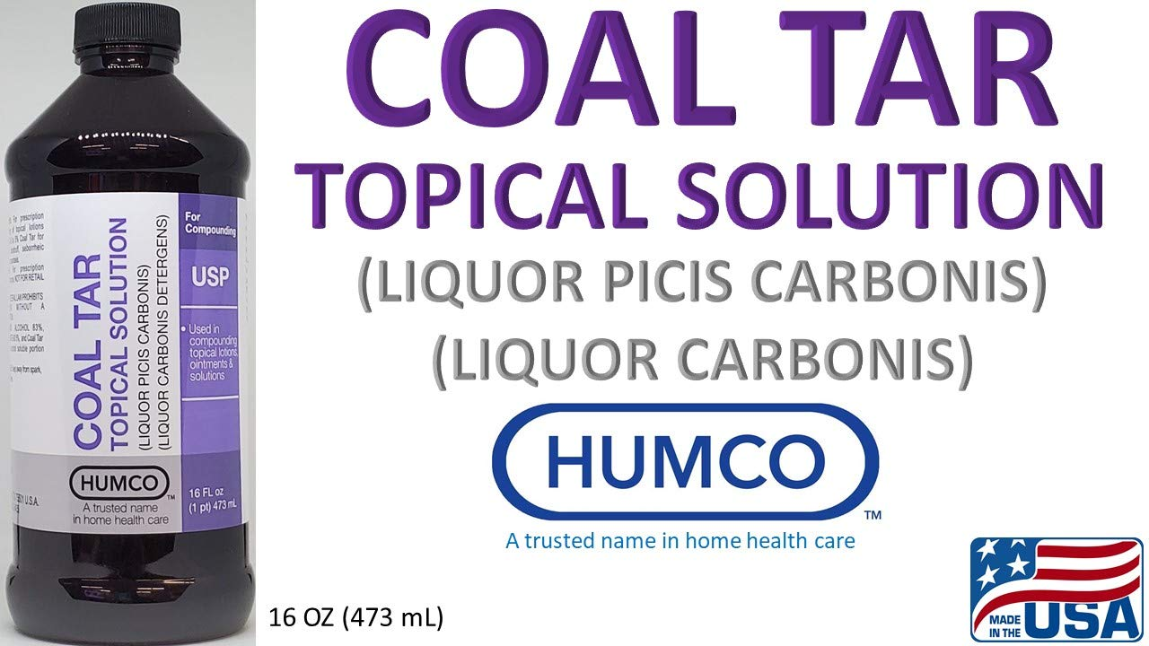 Humco, Coal Tar, Topical Solution by Humco,