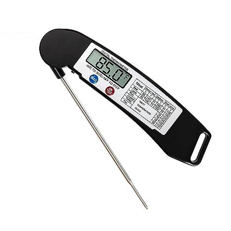 Alimentos termómetro, xphonew Super rápida lectura instantánea termómetro Digital electrónico termómetro de cocina termómetro de