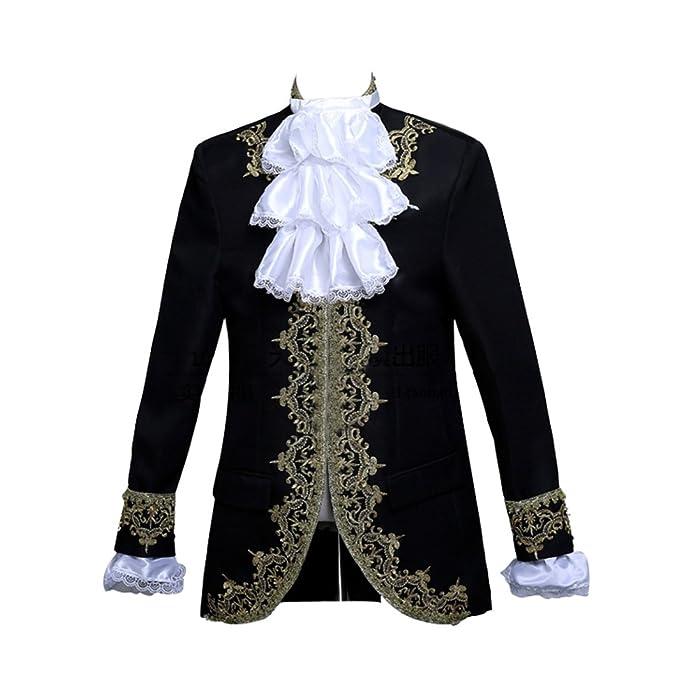 Amazon.com: ROLECOS - Disfraz de príncipe para hombre: Clothing