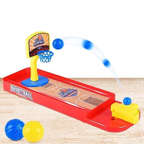 0Miaxudh - Juego de mesa de baloncesto para niños: Amazon.es: Bebé