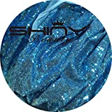 ShinyBeauty Aisle Runner Carpet-4FTX40FT-Turquoise,Personalized Rustic Sequin Fabric Carpert Runner,Sparkle Aisle Runner For Wedding Outdoor