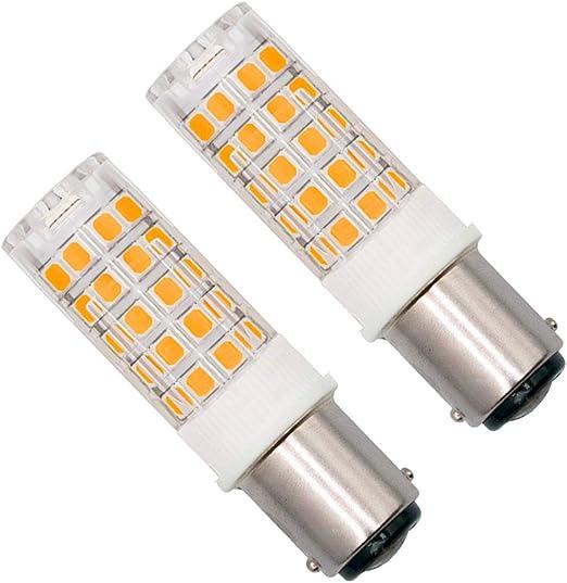 BA15D Bombilla LED regulable 4W AC220V-240V SBC casquillo de ...