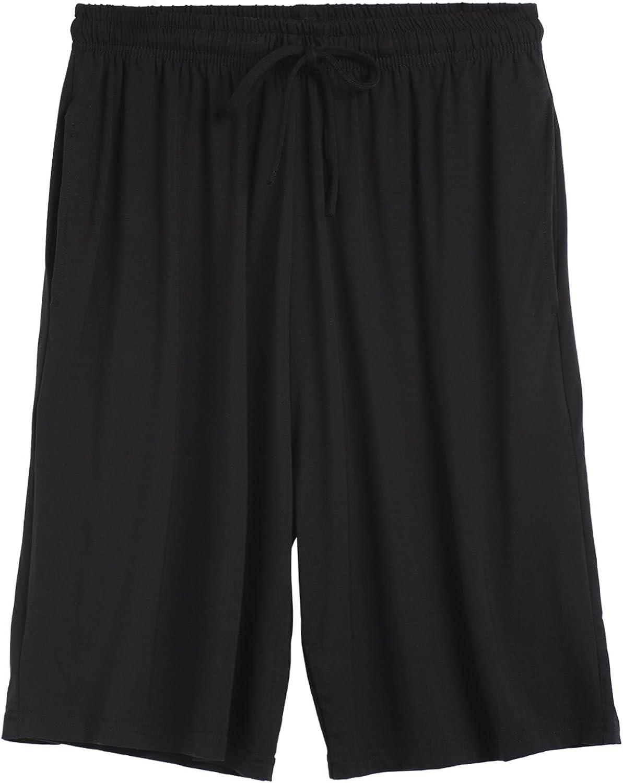 Latuza Men's Pajama Bottom Shorts