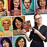 Mujeres revolucionarias Book and Poster Set Bundle