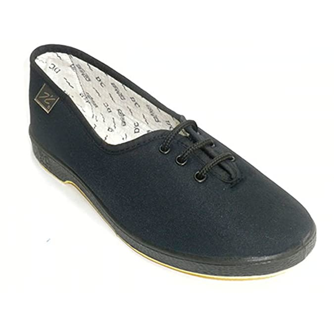 Schnürsenkel Füße sehr zart Sommer Doctor Cutillas schwarz größe 36 5fsdVPPvWn