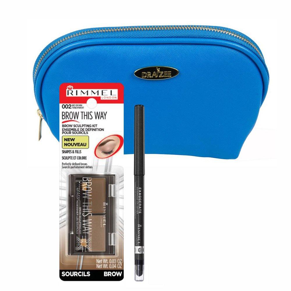 Amazoncom Two Piece Rimmel Kit With Waterproof
