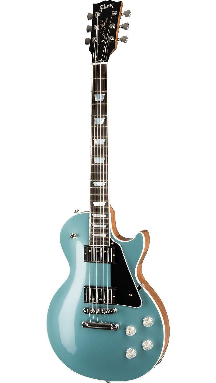 Gibson ギブソン エレキギター Les Paul Modern Faded Pelham Blue Top   B07STN27QT