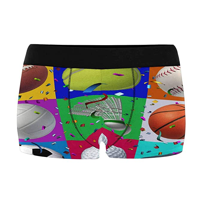XS-4XL INTERESTPRINT Underwear for Men