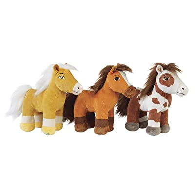 Breyer Horses Chica Linda Plush – From DreamWorks Spirit Riding Free Series: Home & Kitchen