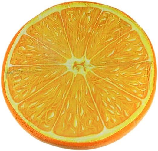 Gankmachine 3D Creativo de Frutas en Forma de Almohada coj/ín del Asiento del sof/á Almohada Regalos Juguete de la Felpa