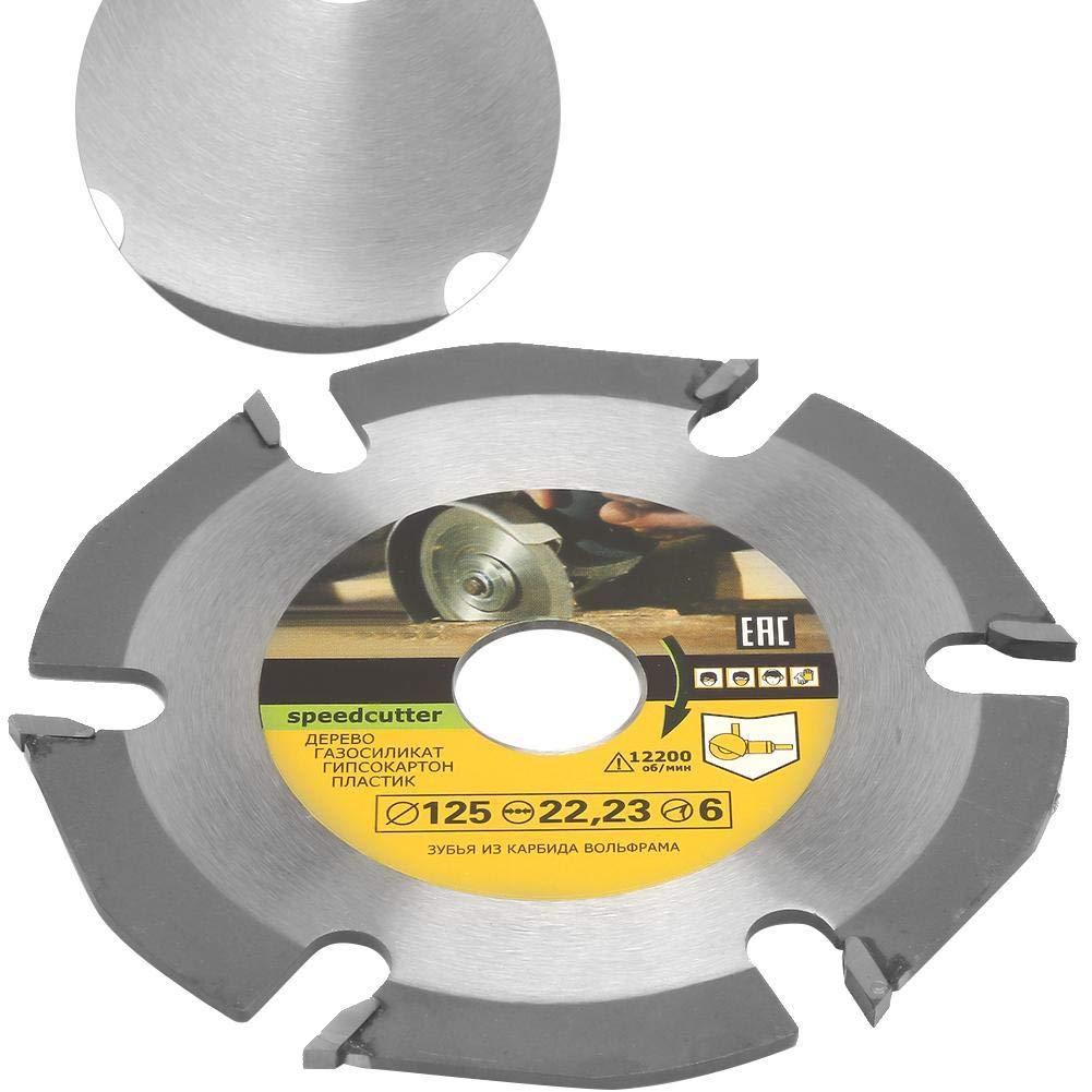 Hoja de sierra circular hoja de sierra circular Disco amoladora multiherramienta Disco de sierra Disco de corte de madera con punta de carburo
