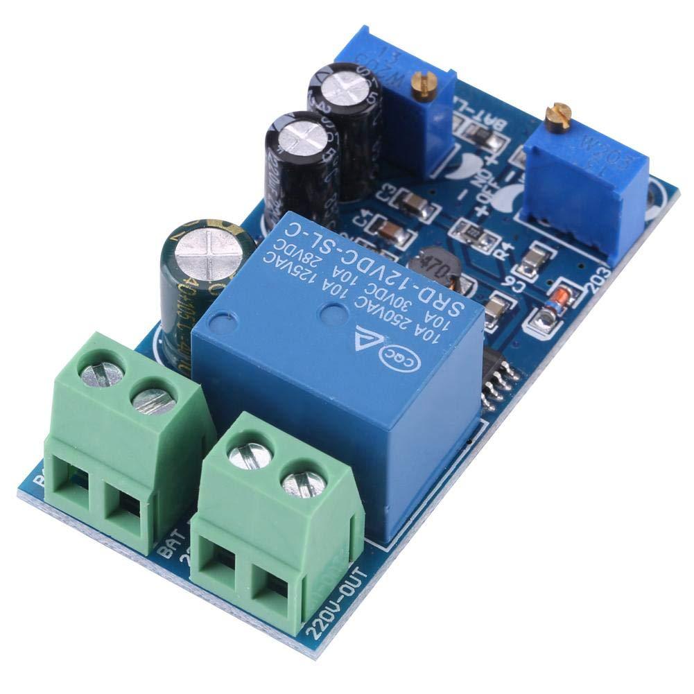 36V Akozon Batterieladeger/ät Modul Platine Automatisches Batterieladeger/ät Ladeger/ät Controller Schutzmodul 12-24V Ladeger/ät Entladung Board Modul