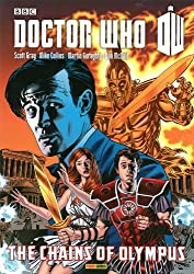 Doctor Who: The Chains of Olympus GN