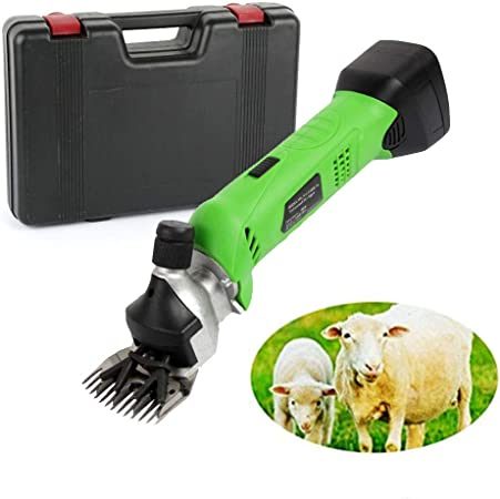 Best Pet Hair Trimmer Electric Sheep
