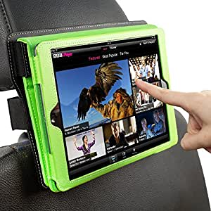 iPad Air Car Headrest Mount Holder, Snugg™ - Combines with Snugg iPad Air Leather Case
