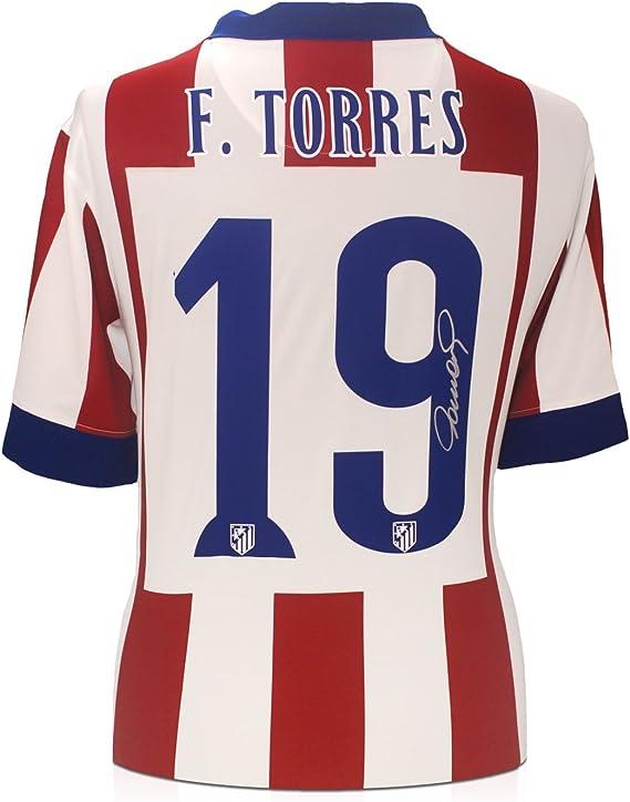 exclusivememorabilia.com Camiseta de fútbol Atlético de Madrid ...