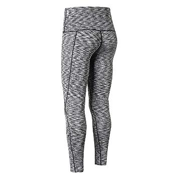 LEIAZ Pantalones De Mujer Capri Leggings Medias para ...