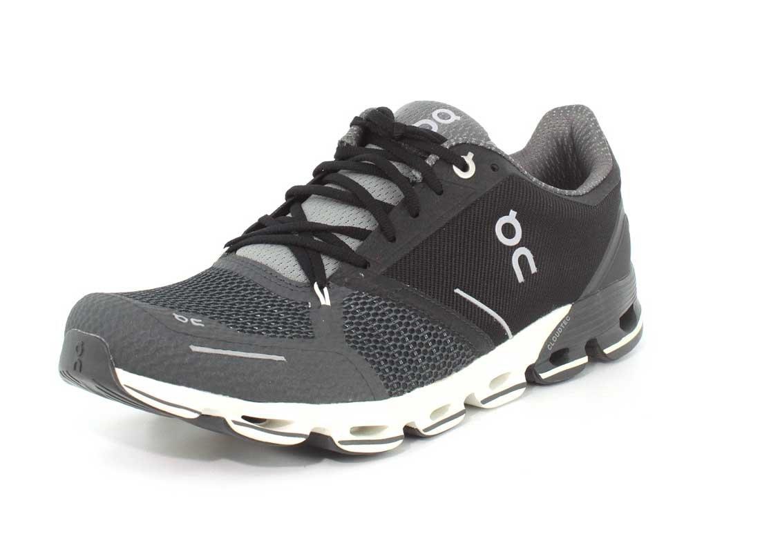 On Cloudflyer Hombre A4 9 US|Negro Venta de calzado deportivo de moda en línea