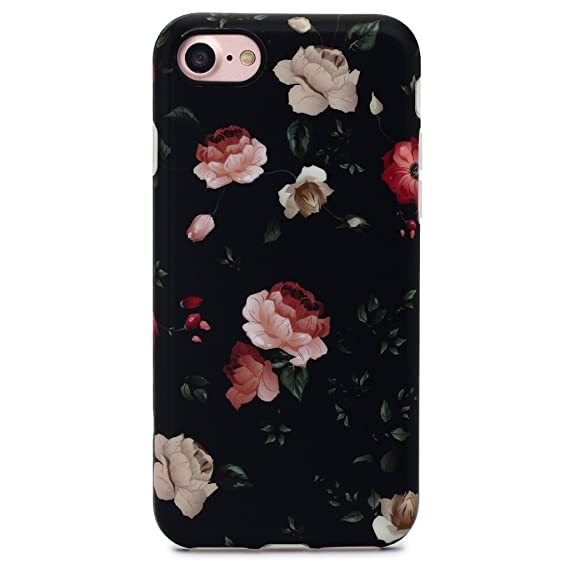 8 iphone cases flowers