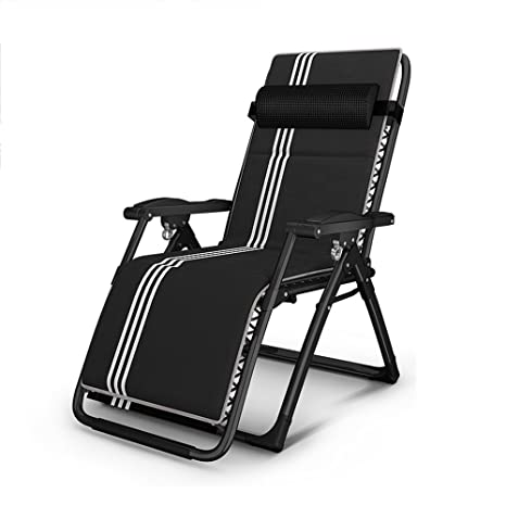 Amazon.com: Sillas plegables ZR- Silla reclinable para ...