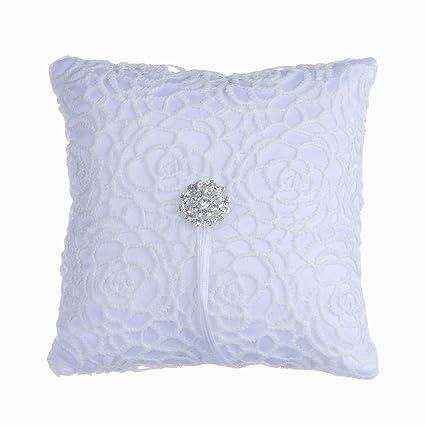 Amazon Com Dollbling Elegant Crystal Hollow Out Rose Design Wedding