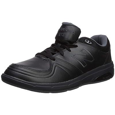 New Balance Women's WW813 Walking Shoe, Black, 12 B US | Walking