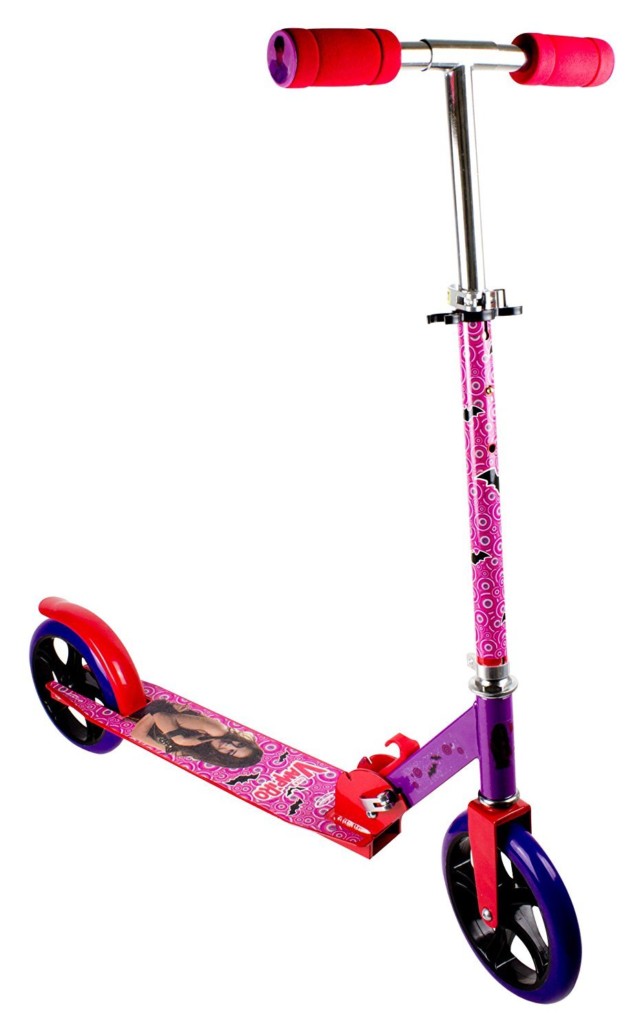 Chica vampiro Patinete de aluminio 120 y 200 mm: Amazon.es ...