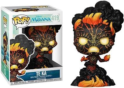 Figura Pop Disney Moana Te Ka: Amazon.es: Juguetes y juegos