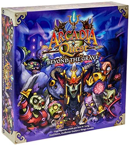 Arcadia Quest Beyond The Grave Galápagos Jogos