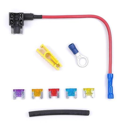 4 opinioni per Kit micro fusibili lamellari ATO / ATV + mini + mini a basso profilo