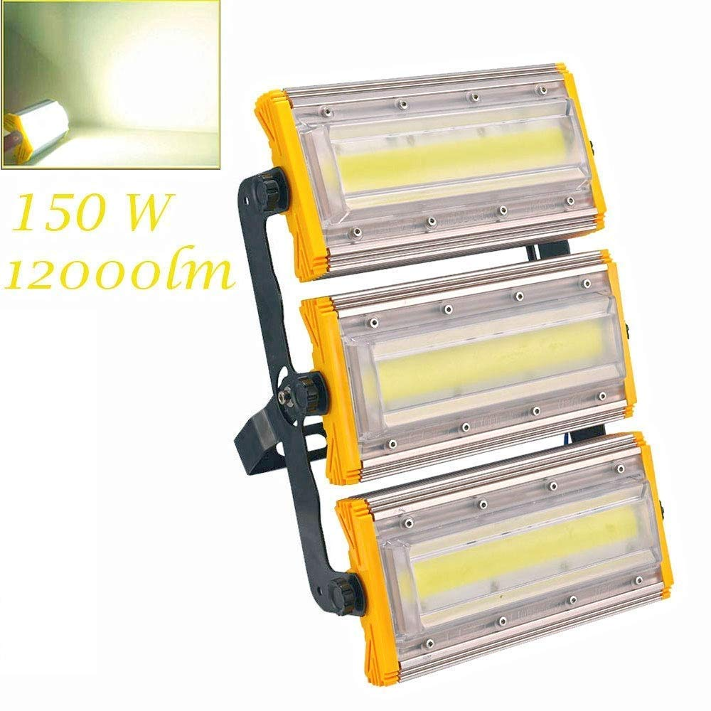 Led Flood Light Outdoor 150w: Blinwey LED Flood Light, 150W New Craft Waterproof Outdoor