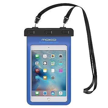 MoKo Funda Impermeable - Universal Waterproof para iPad Mini 2019 ...
