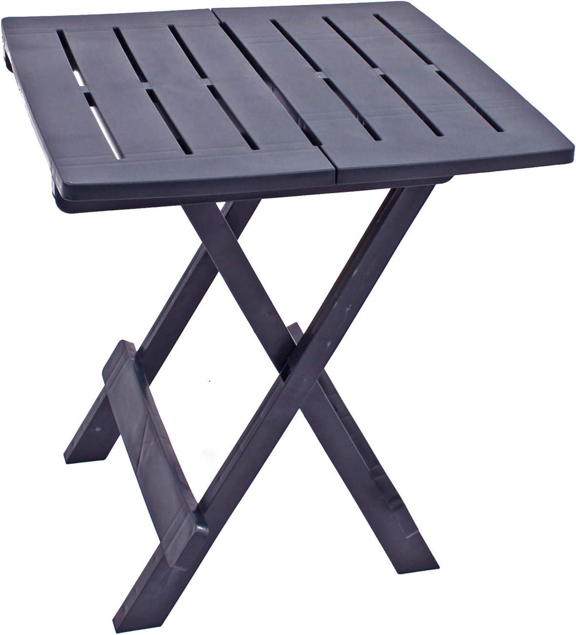 TRABELLA Anthracite BARI Side Table