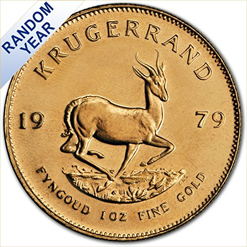 (1967 to Date) 1 oz Gold Krugerrand South African Mint Uncirculated ()