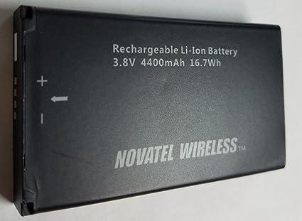 Novatel Jetpack Verizon MiFi 7730L Battery Mobile Hotspot P/N: 40123117  (Original Version)