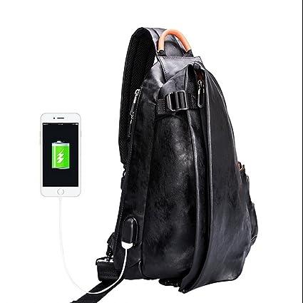 b9041884f4de XY CF Chest bag men s shoulder bag sports fashion Messenger bag casual men s  bag hiking camping
