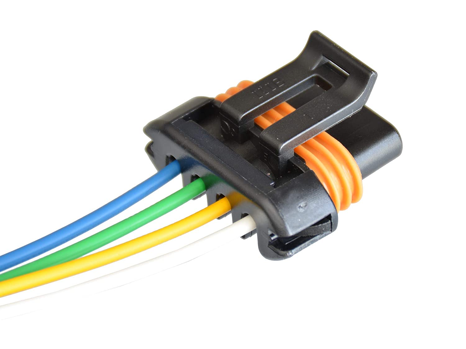 Démarrage Optispark 12 Male Pigtail Connector Harness Wiring