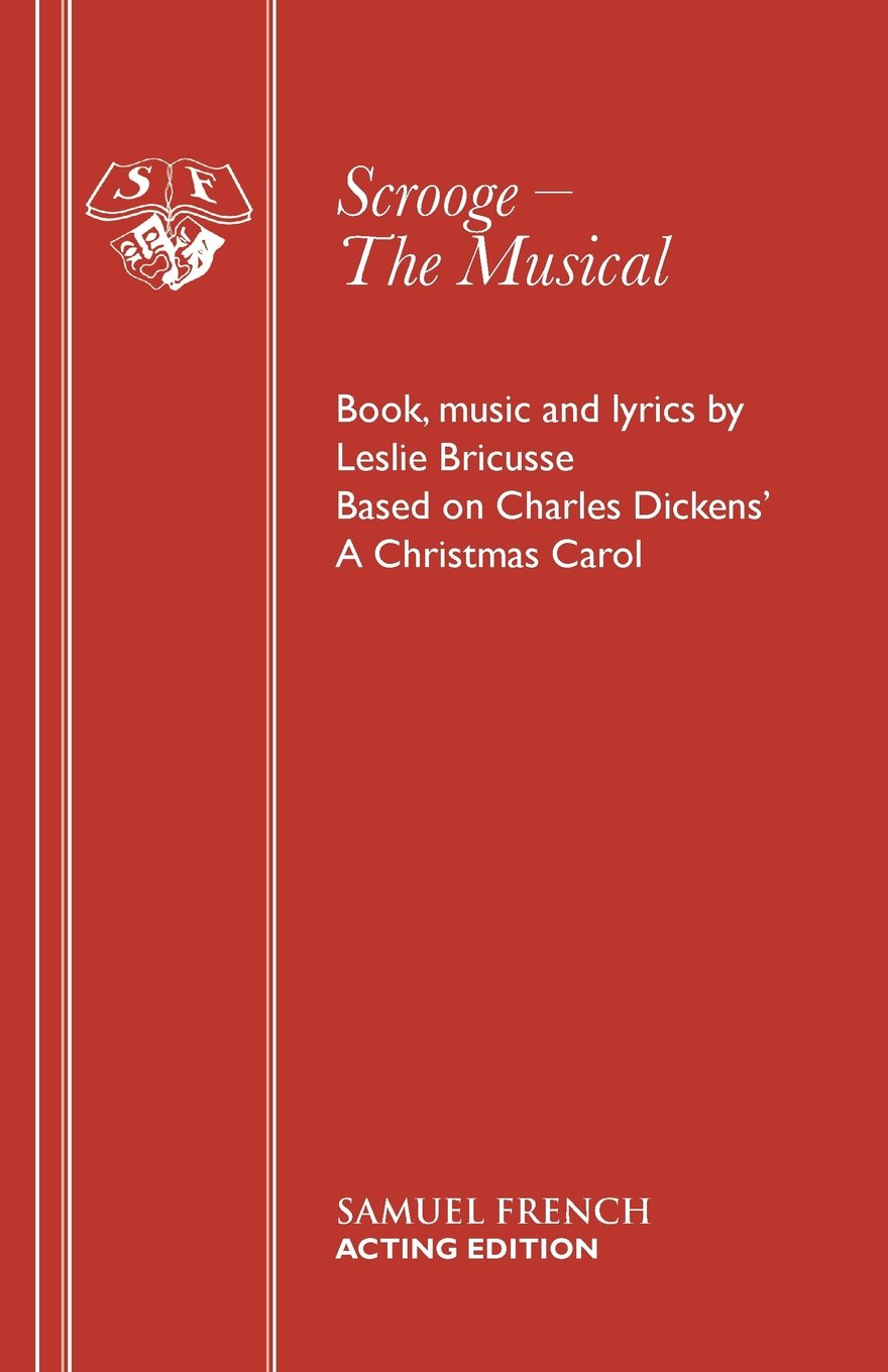 Scrooge - The Musical (Acting Edition) PDF