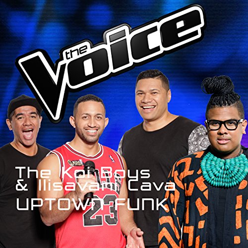 Uptown Funk (The Voice Australia 2016 Performa