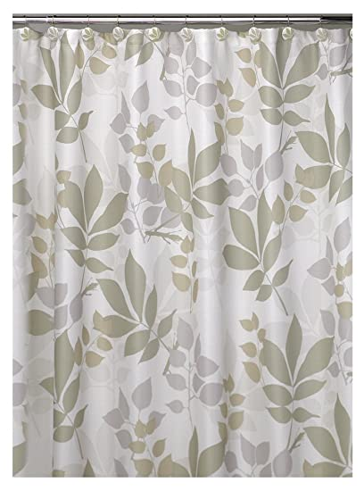 Image Unavailable Not Available For Color Creative Bath Shadow Leaves Shower Curtain