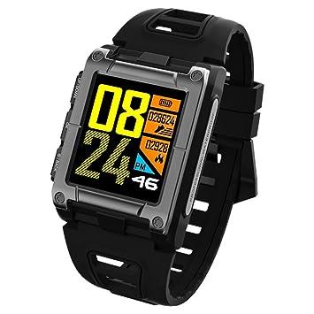 OOLIFENG GPS Reloj Nadando Impermeable IP68, Reloj con Pulsometro de ...