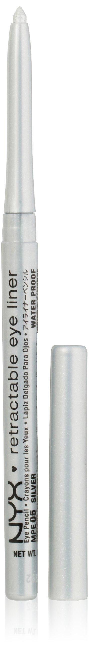 NYX Mechanical Eye Pencil, Silver