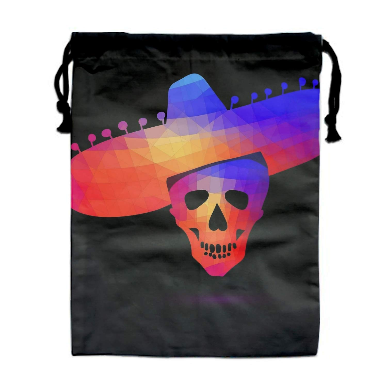 Shining Pirate Party Supplies Favors Bags Drawstring Gifts Bags