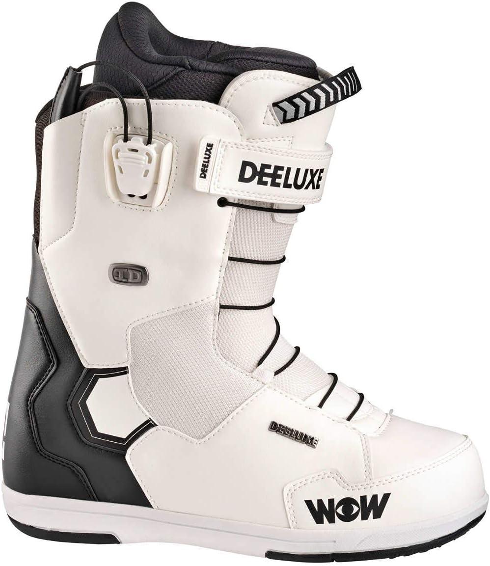 【DEELUXE】ディーラックス 2018-2019 ID 7.1 WOWコラボレーション メンズ スノーブーツ スノーボード スノボー 靴 WOW 25.5cm