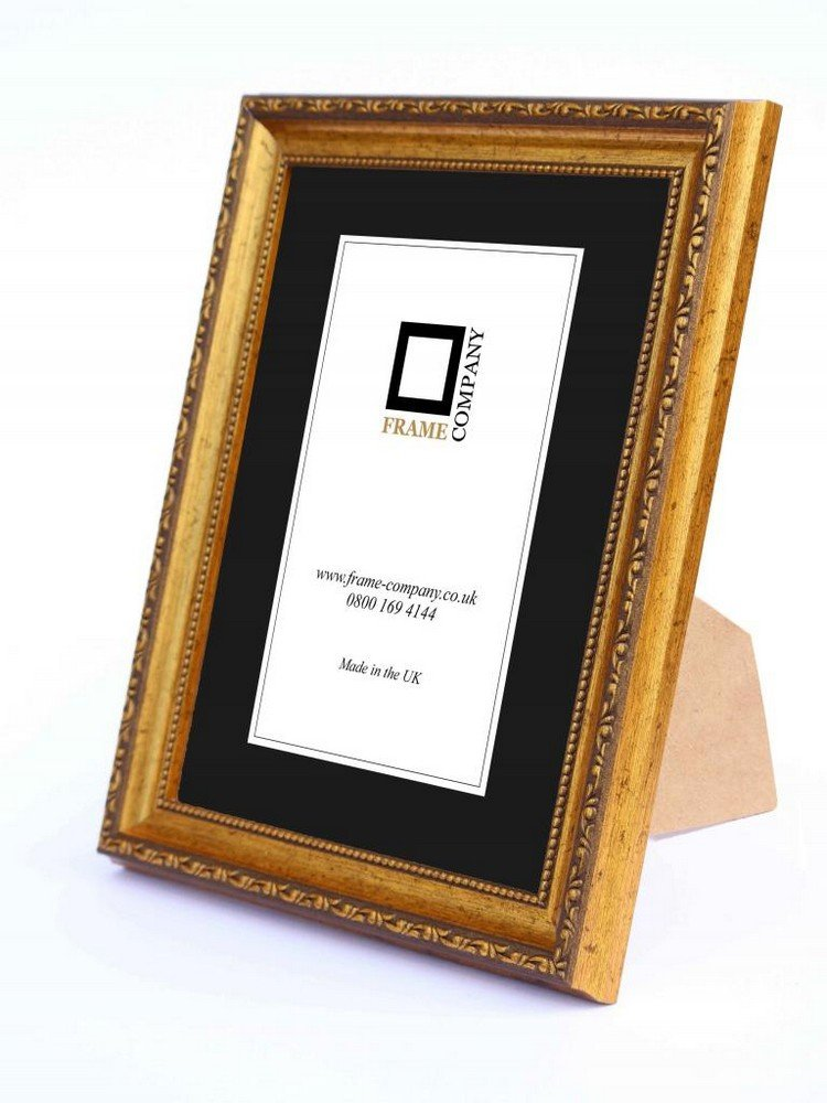 Frame Company Brompton Bilderrahmen, Gold, goldfarben, 20x16 inches ...