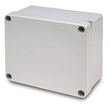 Famatel 3073 - Caja derivación estanca 160x135 tornillos