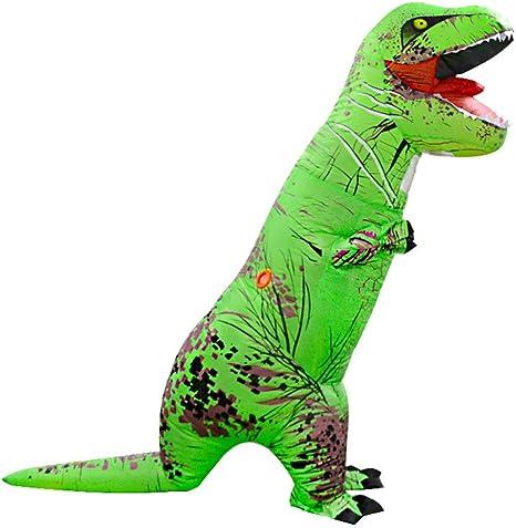 Disfraz de Dinosaurio Hinchable T-Rex Explosión de Dinosaurio ...