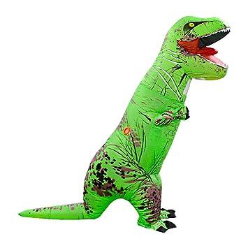 Disfraz de Dinosaurio Hinchable T-Rex Explosión de ...