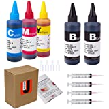 JetSir 4 Color Ink refill kit for HP 950 951 932 933 60 61 952 902 901 62 63 21 22 920 940 934 564 711 970 971 94 95 96 Ink C